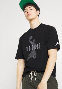 Jordan - CREW - Camiseta estampada - black - 3