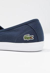Lacoste - ZIANE CHUNKY - Sneakersy niskie - navy - 2