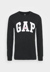 GAP - ARCH - Long sleeved top - true black - 4