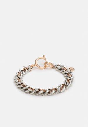 CASUAL CORE - Bracelet - silver-coloured/roségold-coloured