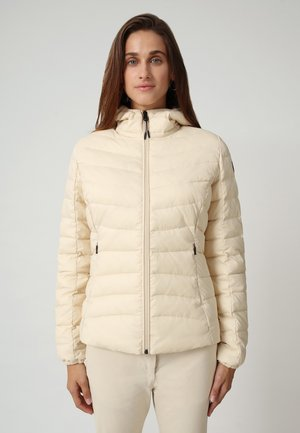 AERONS H - Down coat - whitecap gray