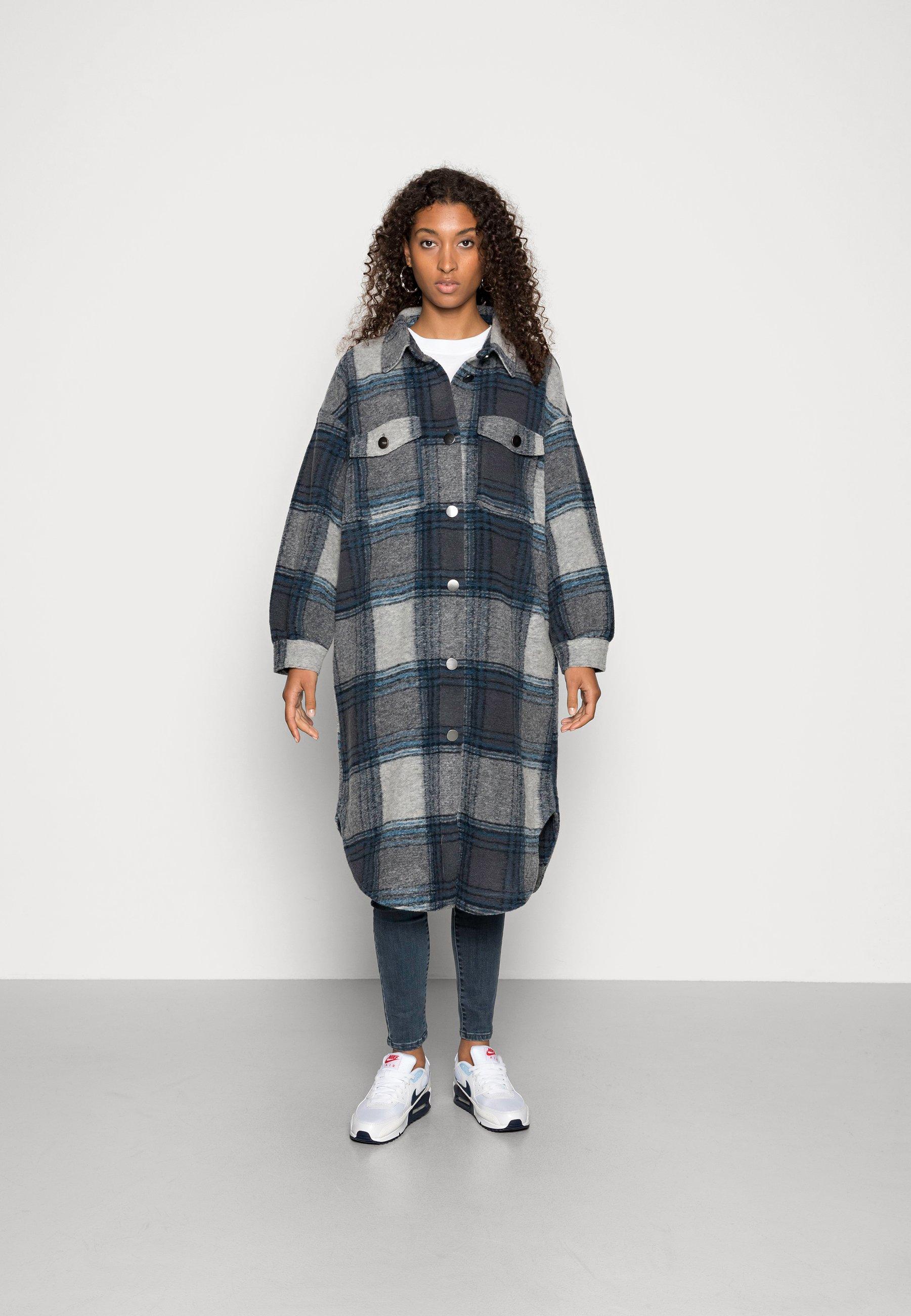 Women ONLANDREA LONG SHACKET - Classic coat