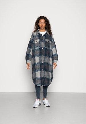 ONLANDREA - Classic coat - blue graphite/campanula