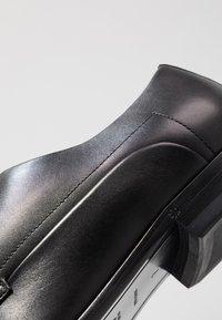 HUGO - APPEAL - Smart lace-ups - black - 5