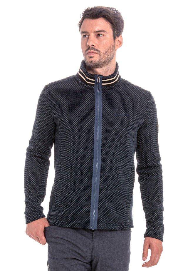 """HERREN """"PRAG M"""" - Fleece jacket - rauchblau (304)"""
