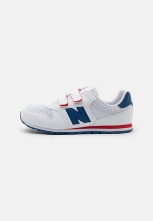 YV500WRB UNISEX - Sneakersy niskie - white/red