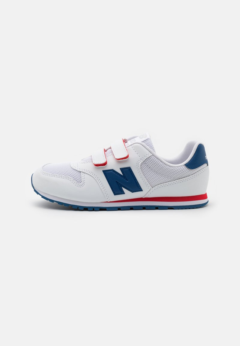 New Balance - YV500WRB UNISEX - Trainers - white/red