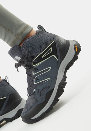HEDGEHOG MID FUTURELIGHT - Hiking shoes - Vanadis Grey-TNF Black