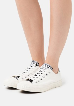 CHUCK TAYLOR ALL STAR PRINT - Sneakers laag - egret/black