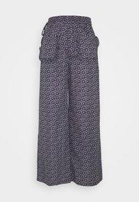 Résumé - CODY PANT - Trousers - navy - 4