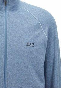 BOSS - Zip-up hoodie - open blue - 5