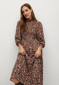 Mango - BRIANDA - Sukienka letnia - oranje - 0