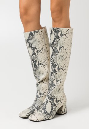 PATTIE BOOT VEGAN - Laarzen - grey