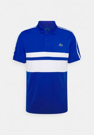 TENNIS - Sports shirt - lazuli/white