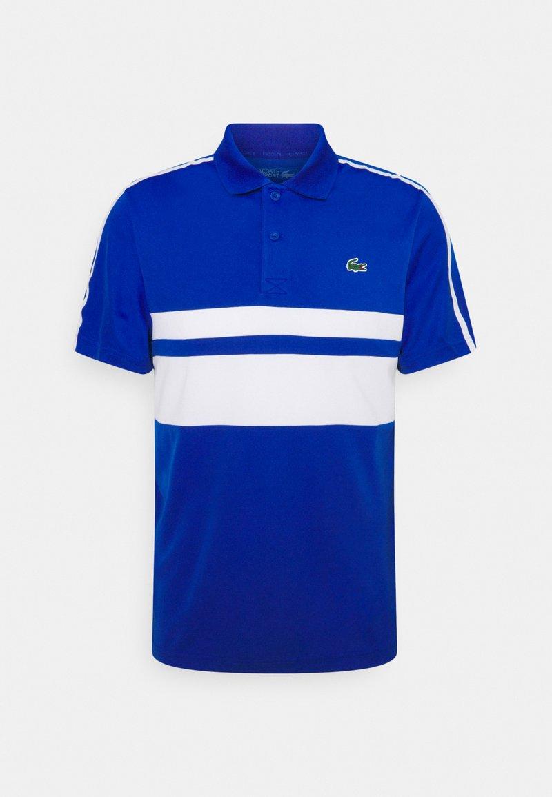 Lacoste Sport - TENNIS - Sportshirt - lazuli/white