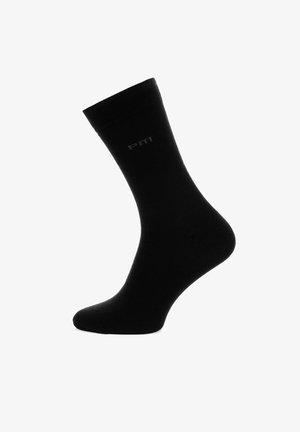 TARGINANO - Ponožky - black