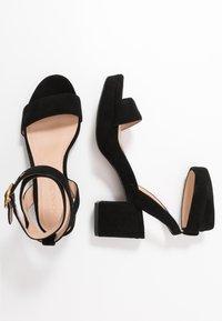 Coach - SERENA - Platform sandals - black - 3