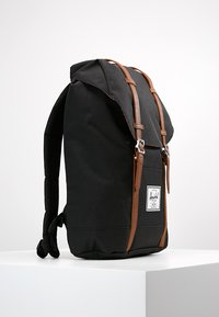 Herschel - RETREAT - Reppu - black - 3