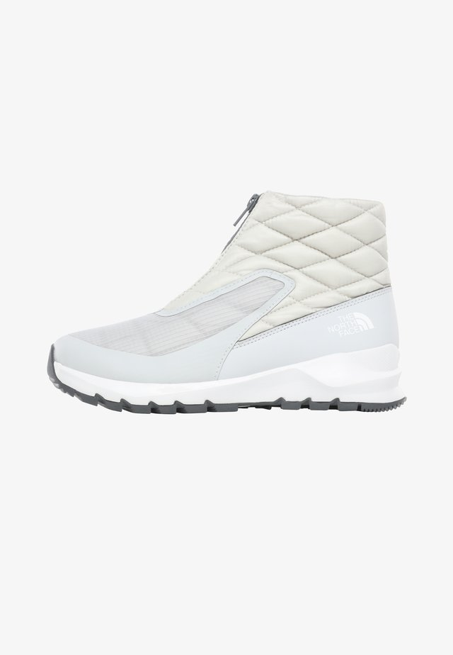 W THERMOBALL PROGRESSIVE ZIP - Winter boots - spackle grey/tnf white
