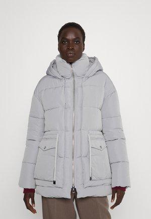 JACKET - Winter coat - pebble gray