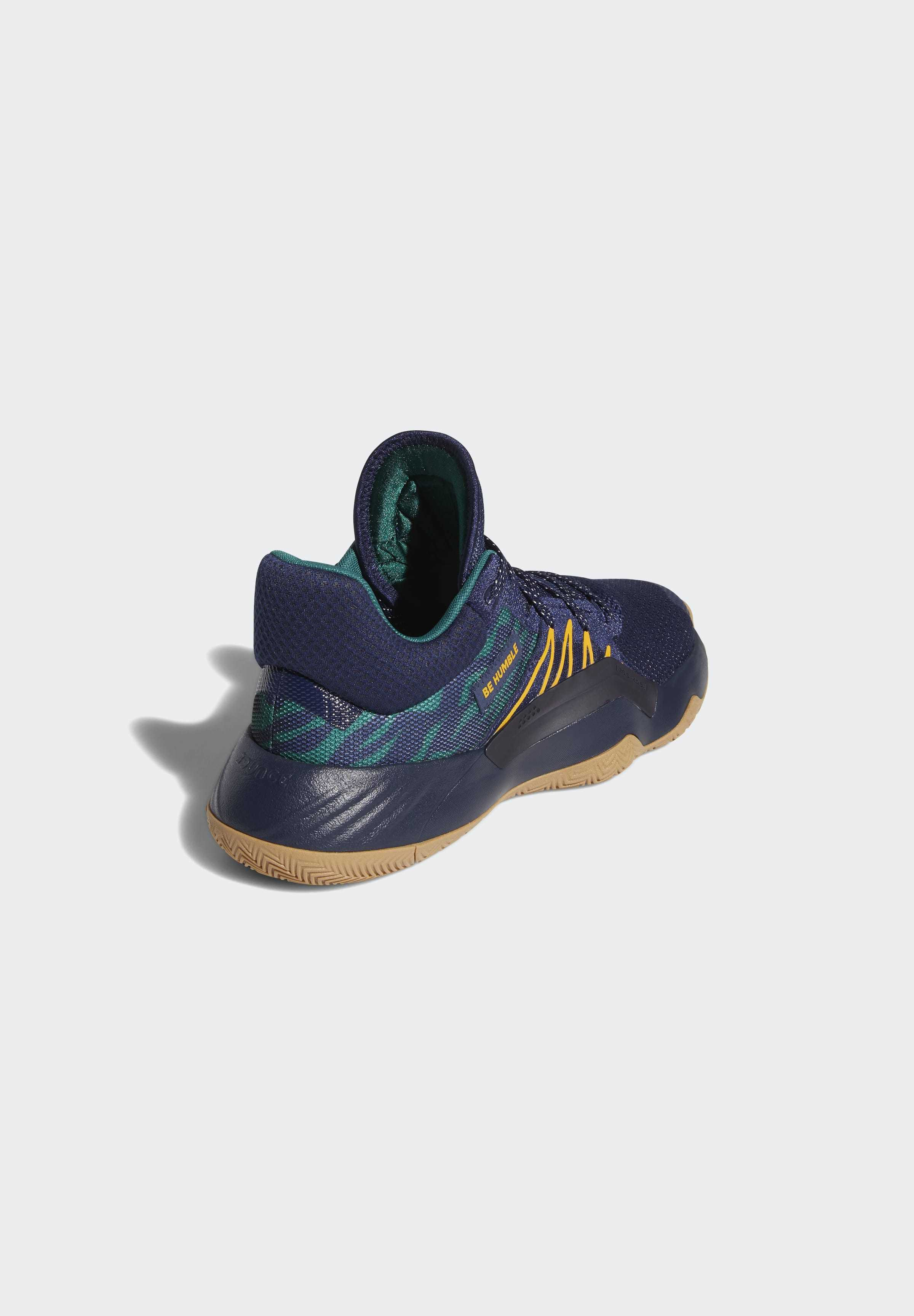 adidas Performance D.O.N. ISSUE 1 SHOES - Basketballschuh - blue/blau - Herrenschuhe enbg6