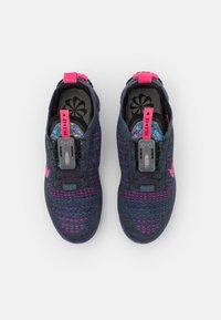Nike Sportswear - AIR MAX VAPORMAX  - Trainers - dark raisin/pink blast/black/blue fox - 5