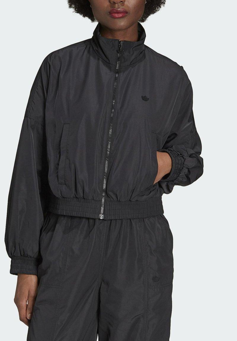 adidas Originals - ADICOLOR - Training jacket - black