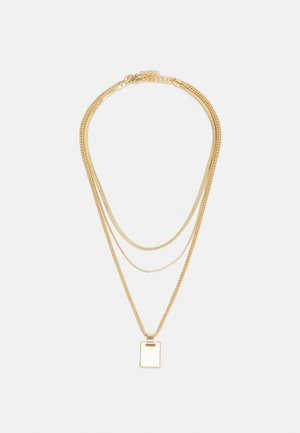 ONLKATY NECKLACE 3 PACK - Necklace - gold-coloured