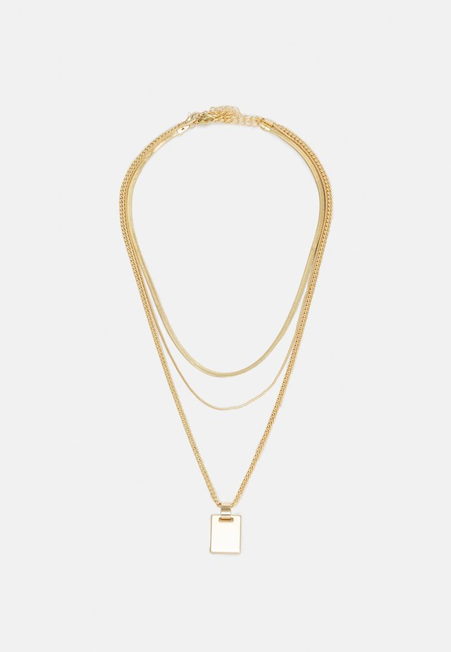 ONLKATY NECKLACE 3 PACK - Ketting - gold-coloured