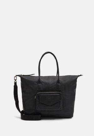 SARA - Shopping bag - black