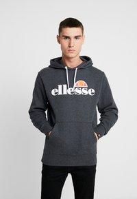 Ellesse - GOTTERO - Hoodie - dark grey marl - 0