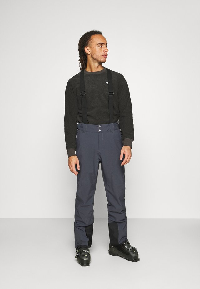 ACHIEVE - Snow pants - ebony grey