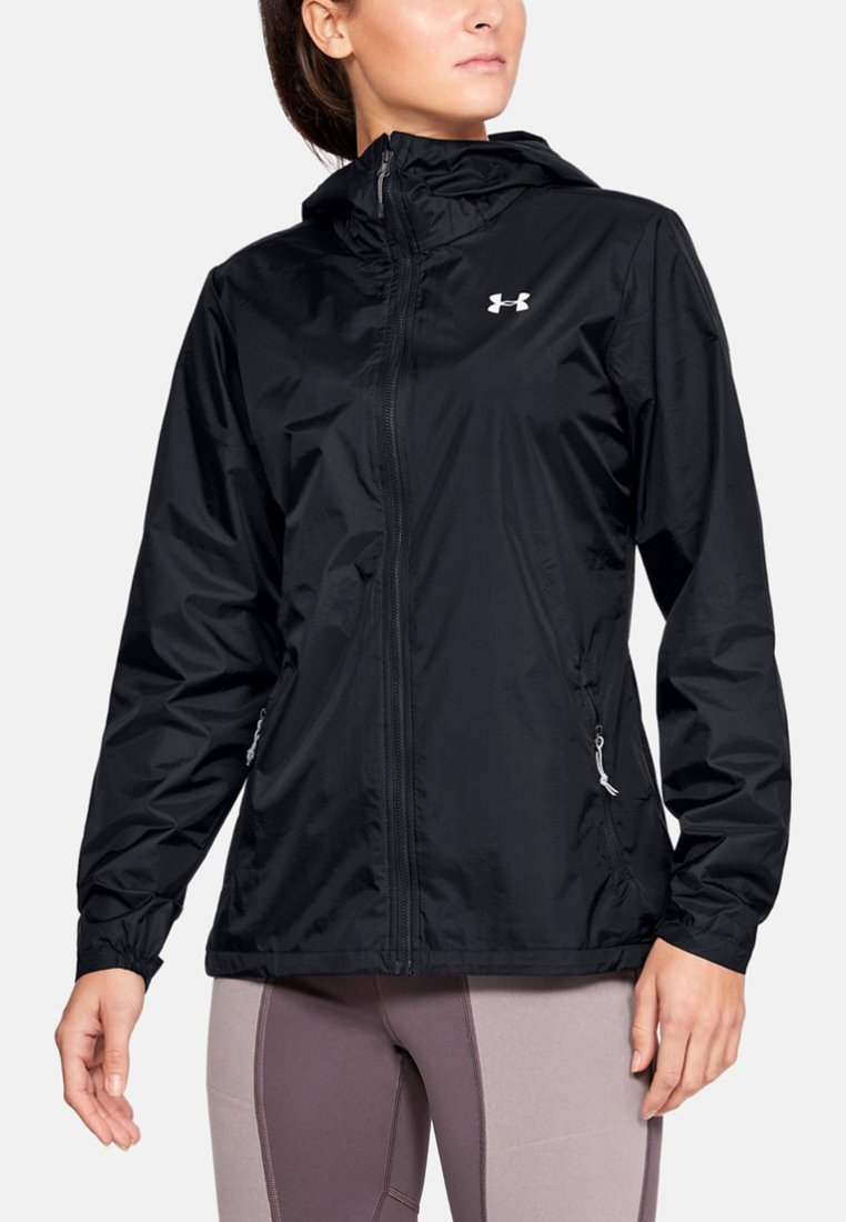 Under Armour - Impermeable - black