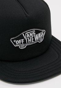 Vans - Cap - black-black - 4