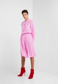 Lovechild - MALULLA - A-line skirt - cyclamen - 1