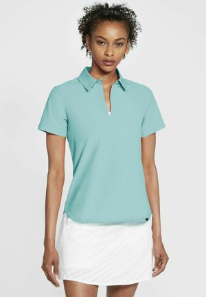 ACE - Polo shirt - light dew/white
