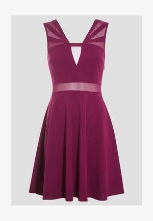 Vestido de cóctel - violet foncé