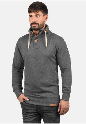 TRIPTROYER - Sweatshirt - grey melange