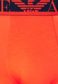 Emporio Armani - TRUNK 3 PACK - Pants - mar/anemon/grenadine - 6