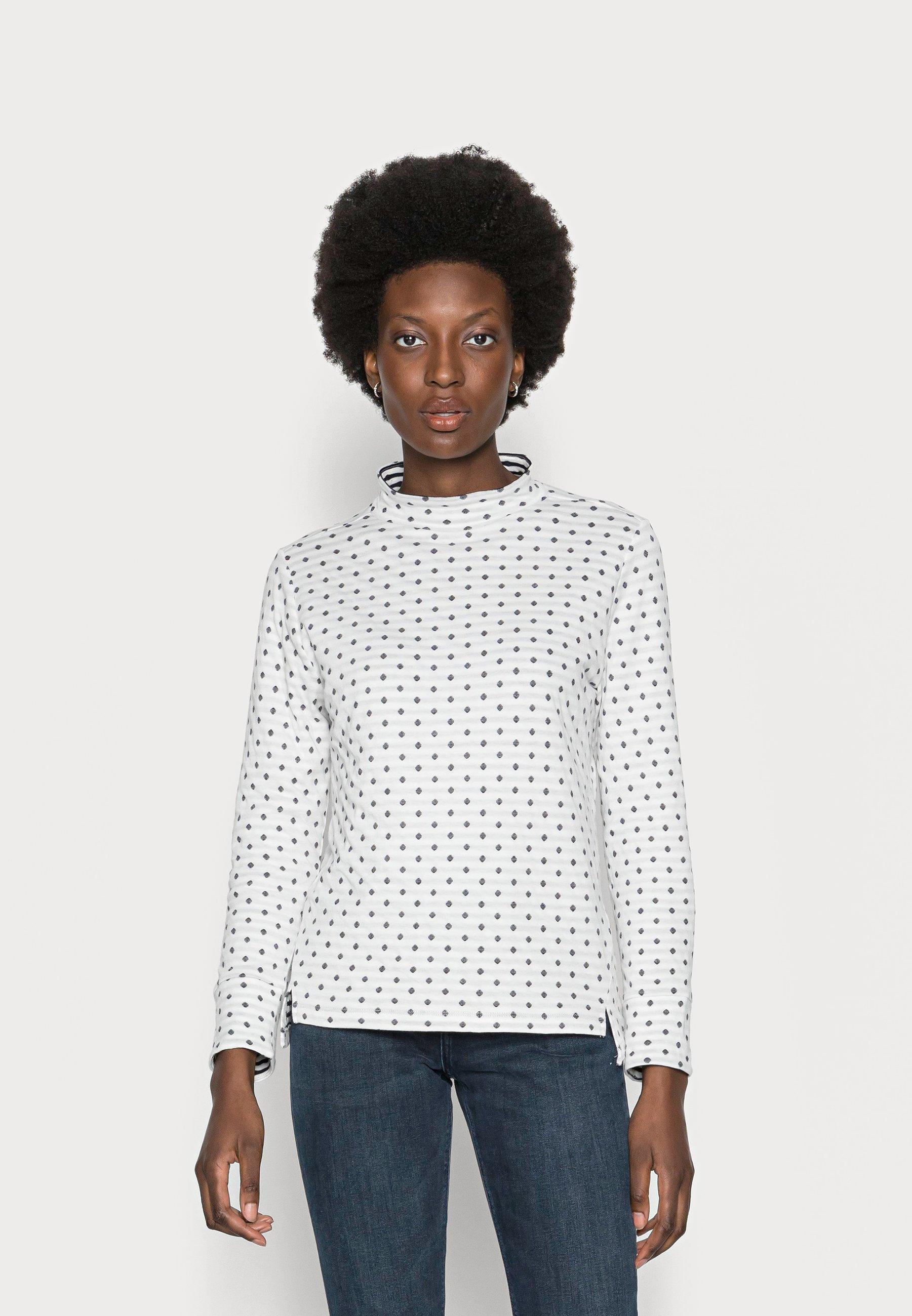 Damen DOUBLE FACE - Langarmshirt