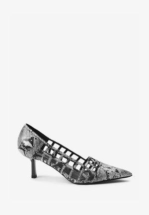 LATTICE  - Classic heels - grey