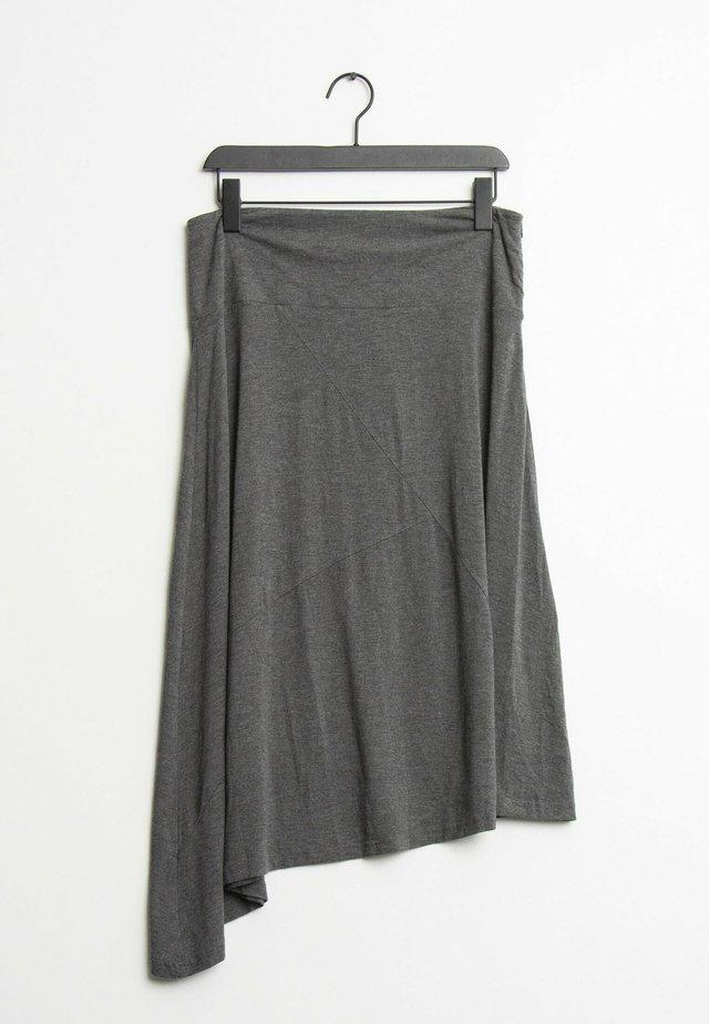 Plooirok - grey