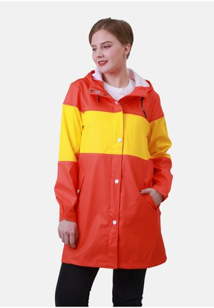 EMILY - Parka - flame rot