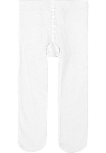 ULTRA BLICKDICHTE STRUMPFHOSE AUS BAUMWOLLE - Tights - White