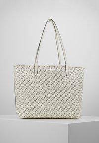Lauren Ralph Lauren - COATED COLLINS - Bolso shopping - vanilla heritage - 2