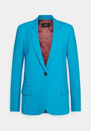 Sportovní sako - turquoise