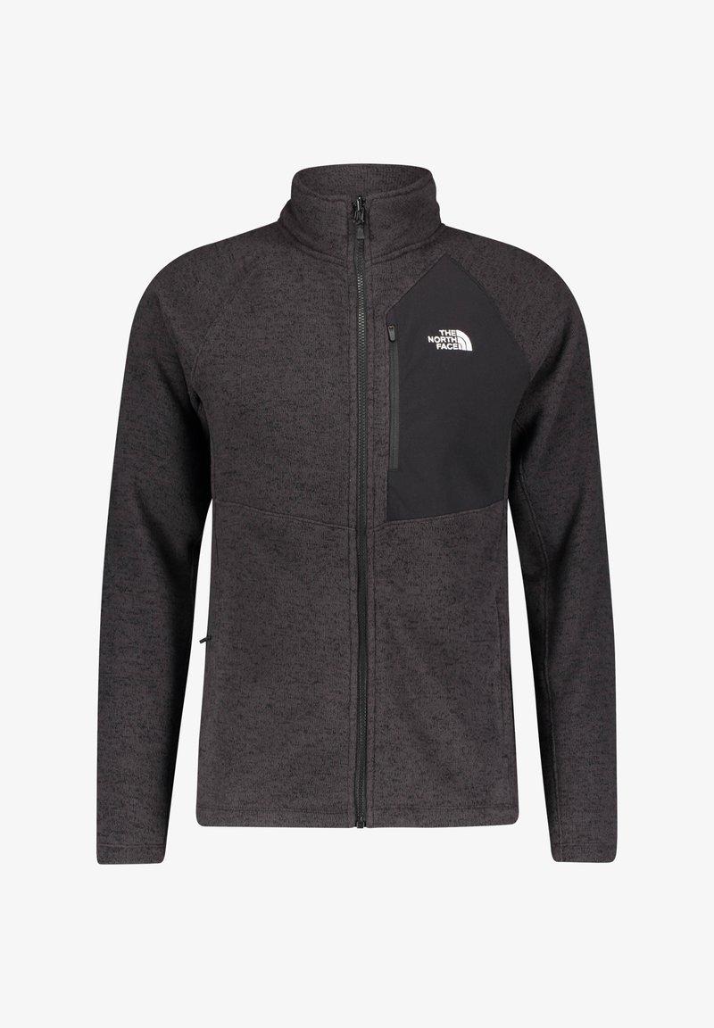 The North Face - Zip-up hoodie - grau