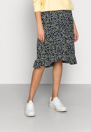 KARNA BEACH SKIRT - Áčková sukně - cap flower