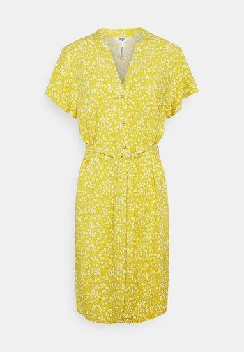 OBJHESSA BIRDY DRESS - Vestido informal - bamboo