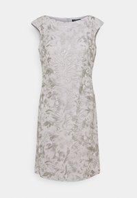Lauren Ralph Lauren - DRESS - Denní šaty - taupe/zinc grey - 4